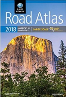Road Atlas 2018
